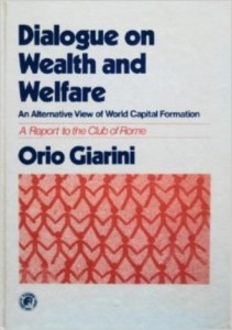 Dialogue on Wealth and Welfare