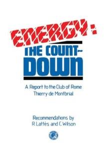 Energy: The Countdown