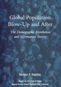 Global Population Blow-Up and After