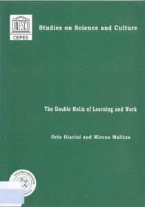 The Double Helix of Learning and Work