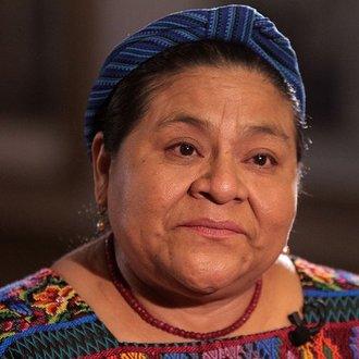 Menchú Tum, Rigoberta