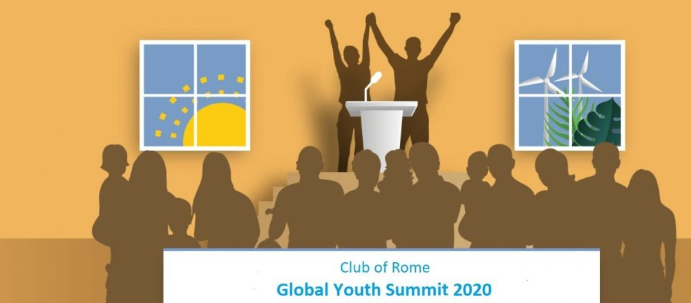 Club of Rome Global Youth Summit 2020